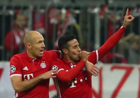 Bayern vui dap Arsenal 5-1 tren san nha hinh anh 11