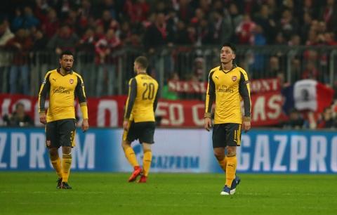 Bayern vui dap Arsenal 5-1 tren san nha hinh anh 12
