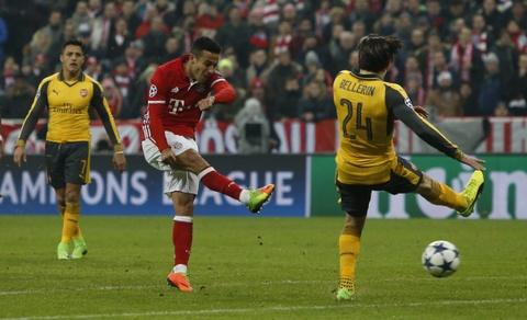 Bayern vui dap Arsenal 5-1 tren san nha hinh anh 13