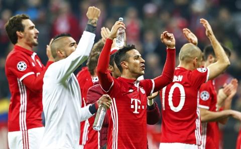 Bayern vui dap Arsenal 5-1 tren san nha hinh anh 15