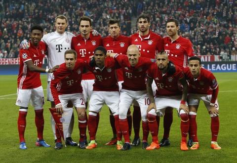 Bayern vui dap Arsenal 5-1 tren san nha hinh anh 3