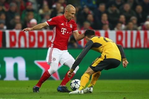 Bayern vui dap Arsenal 5-1 tren san nha hinh anh 4
