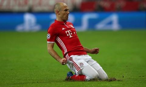 Bayern vui dap Arsenal 5-1 tren san nha hinh anh 6