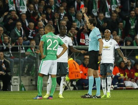 Mkhitaryan ghi ban giup MU vao vong 1/8 Europa League hinh anh 7