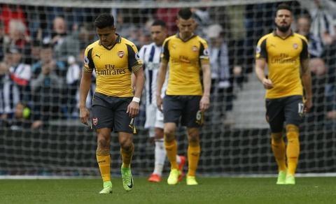 Arsenal thua tran thu 2 lien tiep, Wenger doi dien nguy co bi sa thai hinh anh 12