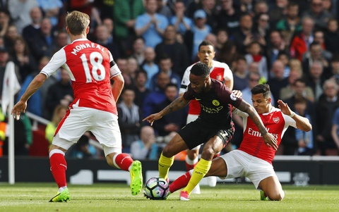Hoa Man City, Arsenal bo lo co hoi vuot mat MU hinh anh 3