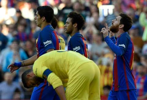 Messi tiem can su hoan hao sau loat thong ke kho tin hinh anh 8