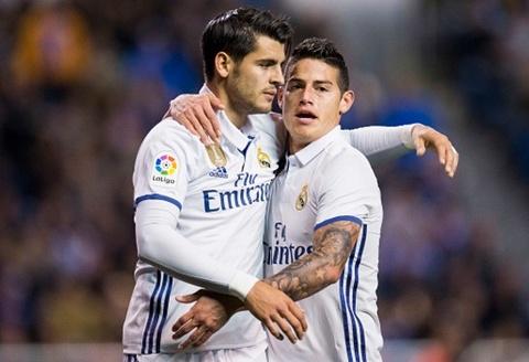 James, Morata va 8 ngoi sao co the cap ben Premier League he nay hinh anh