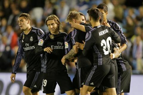 Ronaldo ghi danh lich su sau cu dup vao luoi Celta Vigo hinh anh 8