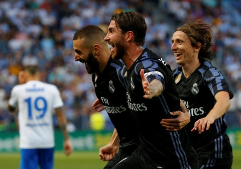 Mua giai chua tung co trong lich su Real Madrid hinh anh 6