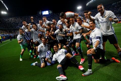 Mua giai chua tung co trong lich su Real Madrid hinh anh 7