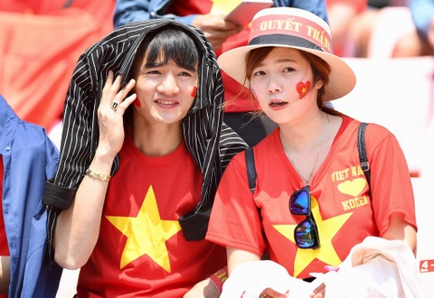 CDV Viet Nam 'doi nang' den SVD Jeonju truoc tran gap U20 Honduras hinh anh 8