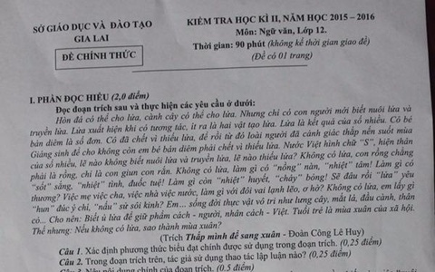 de thi danh vong hinh anh