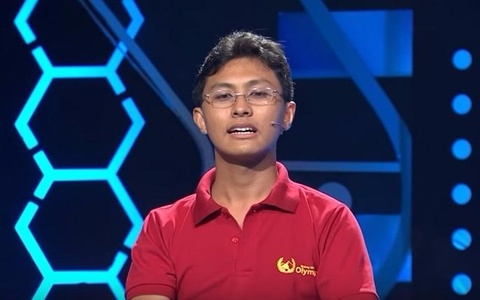 Mai Nguyen Anh Vu xuat sac trong phan thi Khoi dong hinh anh