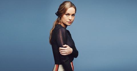 'Captain Marvel' Brie Larson - tu vo danh den hien tuong sieu anh hung hinh anh 1