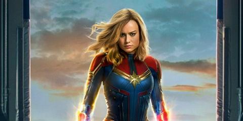 'Captain Marvel' Brie Larson - tu vo danh den hien tuong sieu anh hung hinh anh 3