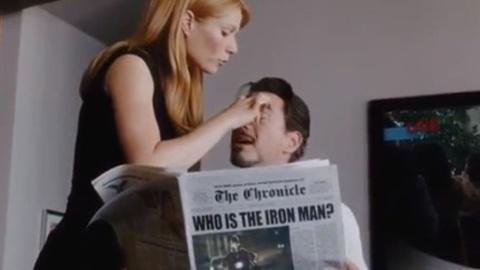 8 su that thu vi phia sau hau truong 'Iron Man' 2008 hinh anh 7