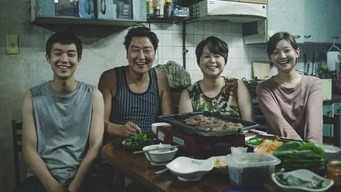 'Ký sinh trùng' quy tụ quái vật phòng vé và nữ hoàng phim 18+ xứ Hàn