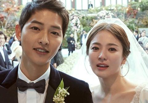Song - Song, vo chong Goo Hye Sun yeu dep tren phim, doi thuc vo mong hinh anh