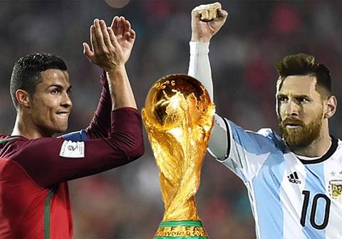 Ban tron World Cup: Ronaldo choi sang, nhung dung quen Messi hinh anh