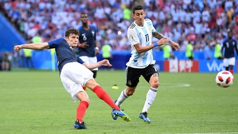 Top 5 ban thang dep nhat vong 1/8 World Cup 2018 hinh anh