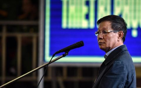 Phan Van Vinh: 'Bi cao bi han che thong tin ve CNC' hinh anh