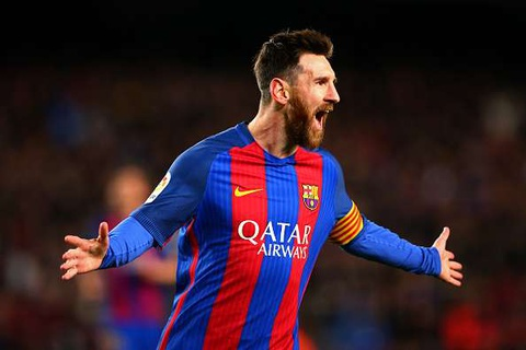 5 ban thang dang cap nhat su nghiep cua Lionel Messi hinh anh