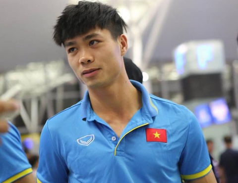 Cong Phuong, Xuan Truong rang ro len duong sang Han Quoc hinh anh