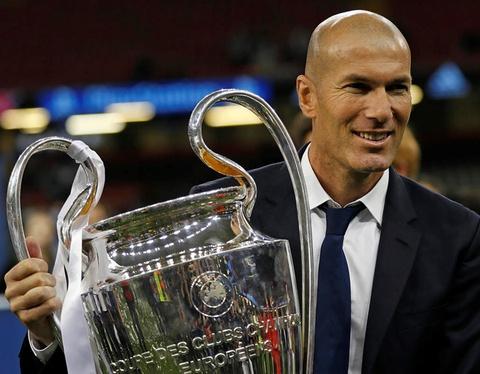 Real Madrid: Sau Zidane la su sup do? hinh anh 1