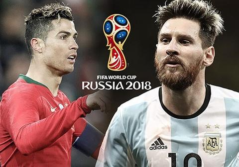 World Cup 2018: Cho cuoc doi dau Ronaldo vs Messi o tu ket hinh anh