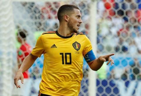 Cham diem Anh - Bi: Ngoi sao Hazard va noi that vong Lukaku hinh anh