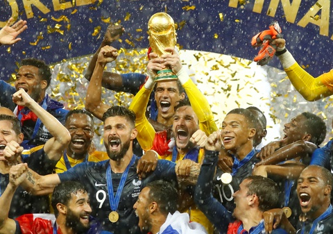 'The he Mbappe' se giup Phap thong tri World Cup? hinh anh 1