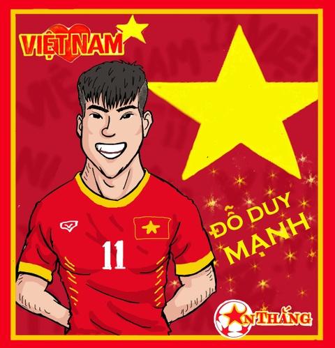 Nhung niem hy vong vang cua Olympic Viet Nam hinh anh 4