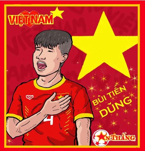 Nhung niem hy vong vang cua Olympic Viet Nam hinh anh 5