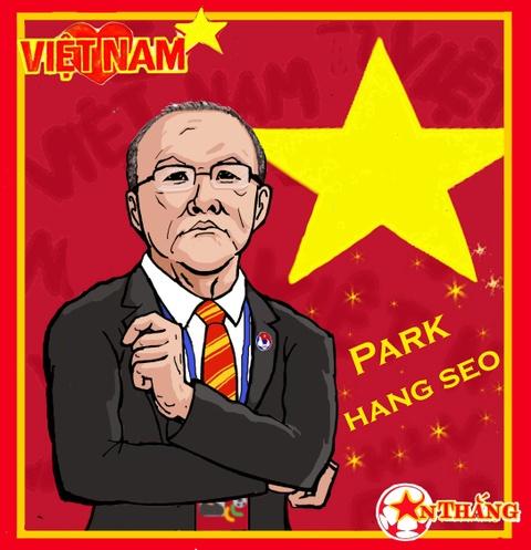 Nhung niem hy vong vang cua Olympic Viet Nam hinh anh 1