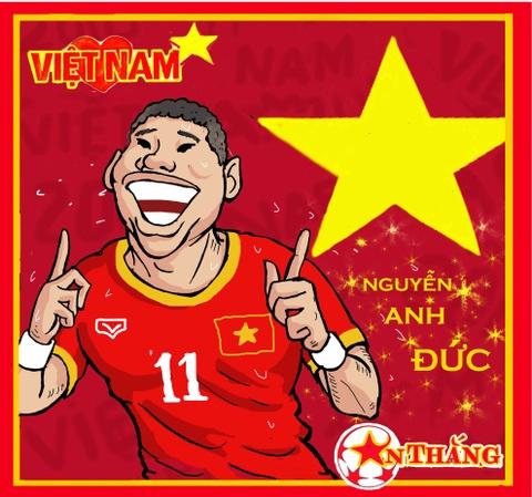 Nhung niem hy vong vang cua Olympic Viet Nam hinh anh 17