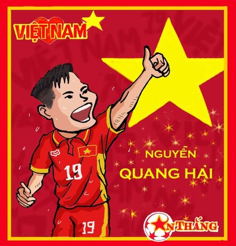 Nhung niem hy vong vang cua Olympic Viet Nam hinh anh 15