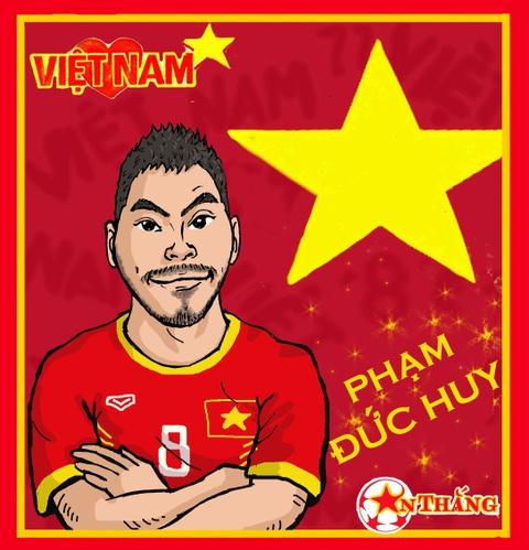 Nhung niem hy vong vang cua Olympic Viet Nam hinh anh 10