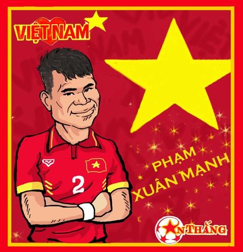 Nhung niem hy vong vang cua Olympic Viet Nam hinh anh 8