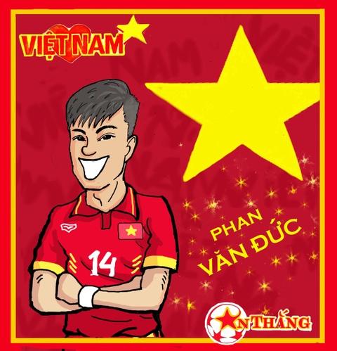 Nhung niem hy vong vang cua Olympic Viet Nam hinh anh 12