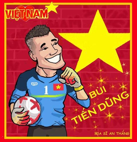 Nhung niem hy vong vang cua Olympic Viet Nam hinh anh 2