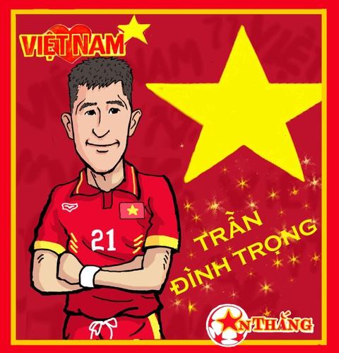 Nhung niem hy vong vang cua Olympic Viet Nam hinh anh 3