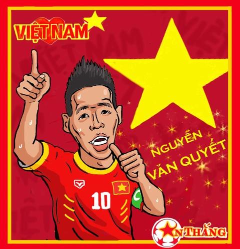 Nhung niem hy vong vang cua Olympic Viet Nam hinh anh 14