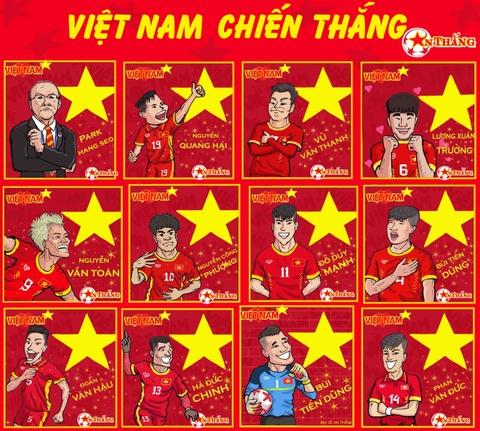 Nhung niem hy vong vang cua Olympic Viet Nam hinh anh 18