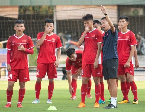 HLV Hoang Anh Tuan: 'Khong phai tiec cho Dinh Trong' hinh anh 4