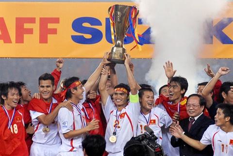 Các nhà vô địch 2008 tề tựu tại chung kết AFF Cup 2018
