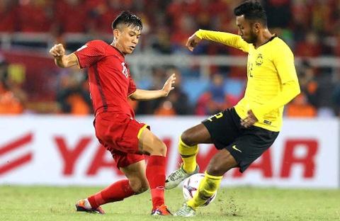 Thu tuong Malaysia an ui doi nha sau that bai truoc tuyen Viet Nam hinh anh