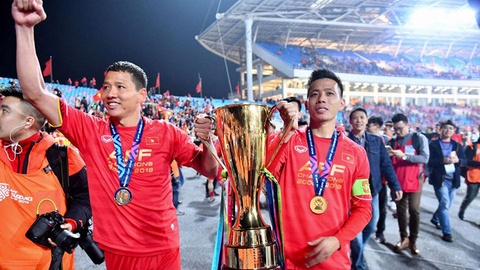 HLV Park: 'Anh Duc co nguyen vong chia tay doi tuyen sau AFF Cup' hinh anh