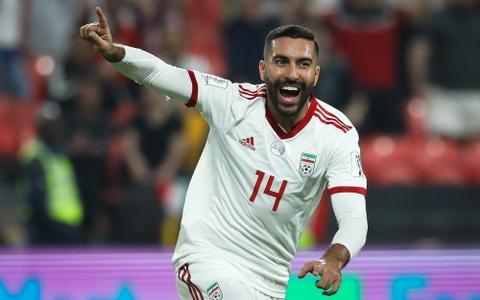 Nha cai chon Iran la ung cu vien so mot tai Asian Cup hinh anh