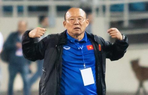 Bao Han Quoc cho doi 'phep mau Park Hang-seo' khi Viet Nam gap Yemen hinh anh